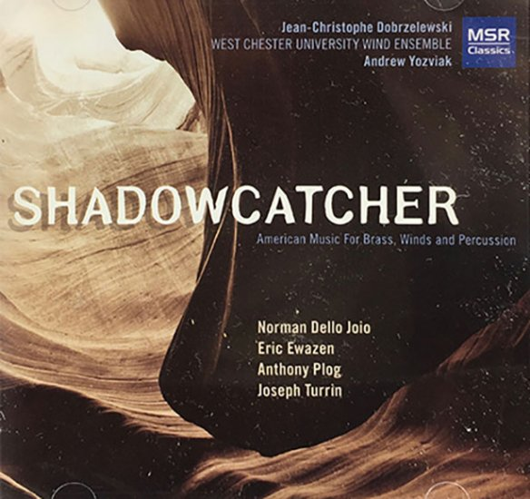 Jean-Christophe Dobrzelewski: Shadowcather - Click Image to Close