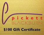 Gift Certificate $100.00